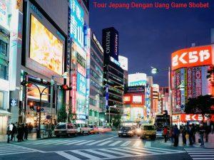 Tour Jepang Dengan Uang Game Sbobet