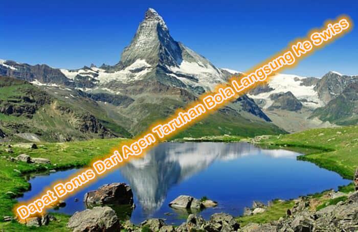 Dapat Bonus Dari Agen Taruhan Bola Langsung Ke Swiss